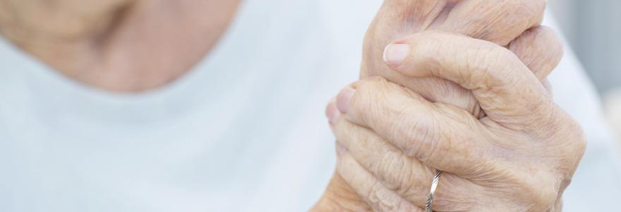 l'arthrose des doigts